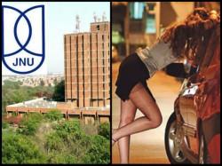 Jnu Has Become Hub Illegal Activities Racket Claims Teachers