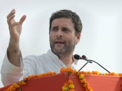 Left Congress Govt Will Investigate All Scams In Bengal Rahul Gandhi