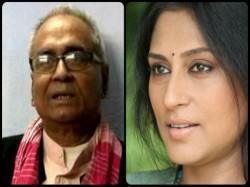 Tmc S Razzak Molla Says Sorry To Bjp S Rupa Ganguly