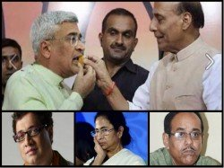 Morphed Picture Row Cases Against Mamata Banerjee Derek O Brien