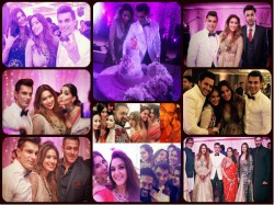 Unseen Inside Pictures Of Celebs Bipasha Basu Wedding Reception