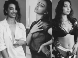 Radhika Apte Behind The Scenes Pictures From Fhm Magazine Photoshoot
