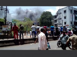 Massive Explosion In Chemical Factory In Maharashtra 3 Dead