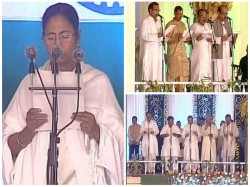 Mamata Banerjee Oath Taking Ceremony Live Update 27 May