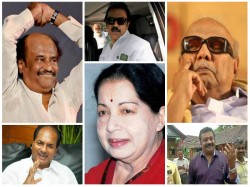 Celebrities Casting Their Vote Pictures In Tamil Nadu And Kerala