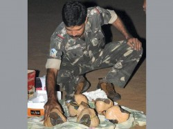 Bomb Factory Seized By Police In Khiderpore Kolkata 1 Arrested