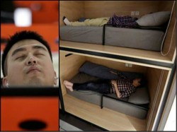 China S Techies Sleep On The Job With The Boss S Blessing