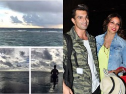 Bipasha Basu Shares Her First Honeymoon Pictures From The Maldives