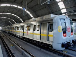 Dmrc Asks Mentally Disturbed Not To Travel On Metro Controversy