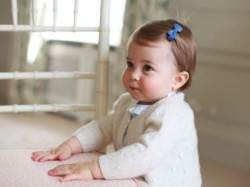 Kate Middleton Clicks Charlotte S Pics On Her First Birthday