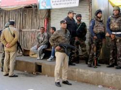 Terror Alert In Pathankot Punjab Thieves Run Away With Car Gurdaspur