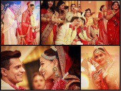 New Pictures From Bipasha Basu Wedding With Karan Singh Grover