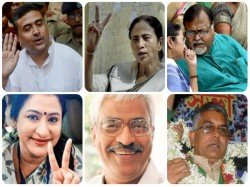 Wb Assembly Election 2016 Win List Of Notable Candidates