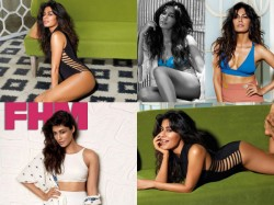 Chitrangada Singh On The Cover Page Of Fhm Magazine