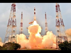 Isro Set To Launch Record 20 Satellites Today