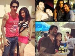 Sunny Leone Daniel Weber Unseen Pictures Head Over Heels In Love