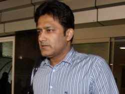 Anil Kumble Become S The Coach Of Indian Cricket Team Bcci