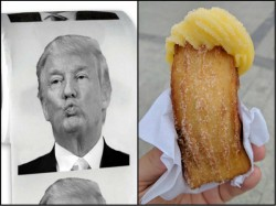 After Toilet Paper Now Donald Trump Pastry Comes Out