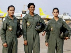 Indian Air Force To Get First Women Fighter Pilots Today