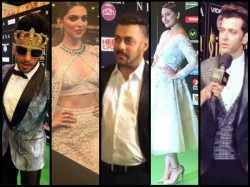 Iifa Rocks 2016 Green Carpet Pictures