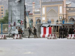 Minibus Blast In Afghanistan Capital Kabul Killed Several Taliban