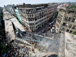 Police Filed Charge Sheet On Kolkata Flyover Collapse Case