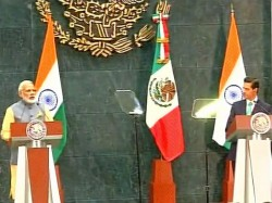 Pm Modi Secures Mexico S Support For Nsg Membership Bid