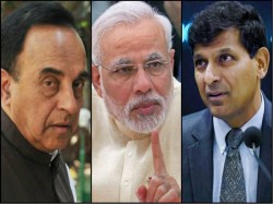 Raghuram Rajan Is Patriotic Pm Modi Said Criticising Subramanian Swamy