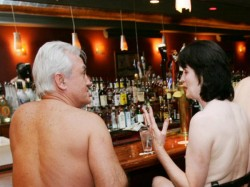 Naked Restaurant To Be Open In Japan Overweight Diners Banned