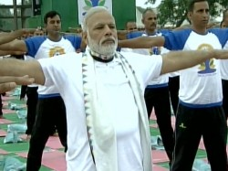 Yoga No Religious Activity A Global Mass Movement Modi