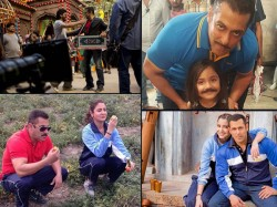 Best Pictures From The Sets Of Salamn Khan Anushka Sharma Sultan