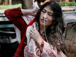 Irom Sharmila S Decision To End Fast Had Her Boyfriend Played Any Role