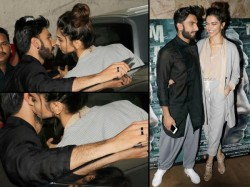 Ranveer Lost His Cool When Media Asked This From Deepika