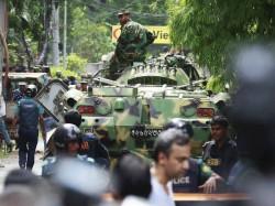 Dhaka Hostage Crisis Attackers Chanted Allahu Akbar