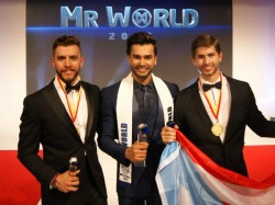 Rohit Khandelwal Wins Mr World 2016 The First Indian To Win The Title