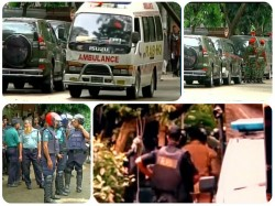 Gunmen Attack Dhaka Cafe 5 Killed After Encounter With Cops