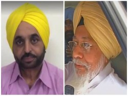 Bhagwant Mann Comes Drunk To Parliament Says Fellow Aap Mp