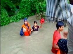 Killed In West Bengal Floods Tea Gardens Face Severe Damage