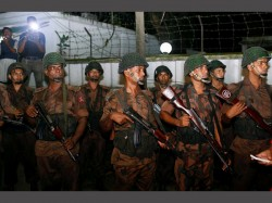 Professor 2 Others Arrested Over Links To Dhaka Terror Attack