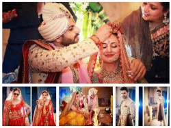 Captured Divyanka And Vivek S Memorable Moments Wedding Pics