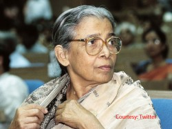 Mahasweta Devi S Last Rite Will Be Perform In The Afternoon Kolkata