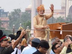 Pm Modi Is Advised To Wear Bulletproof Enclosure On 15 Th August