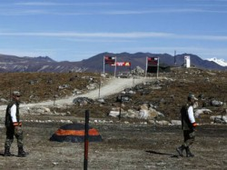 Provoking India China Pakistan Hold Joint Border Patrols In Pok