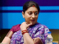 Smriti Irani Removed From Hrd Ministry Is A Political Masterstroke