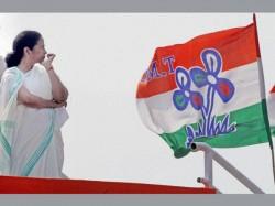 Congress Mla From Bishnupur Tushar Kanti Bhattacharjee Joins Tmc