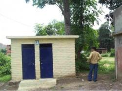 Brothers Gift Toilet Sisters On Raksha Bandhan