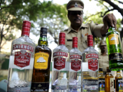 Entire Village Fined Liquor Law Violation Bihar