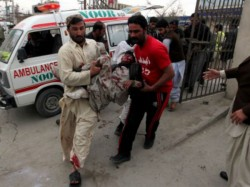 Pakistan Blast At Quetta Hospital After Severel Killed