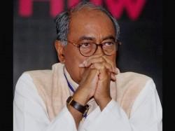 Congress Leader Digvijay Singh Calls It India Occupied Kashmir