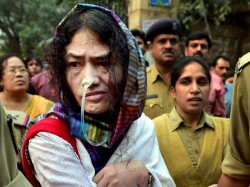 Afspa Iron Lady Irom Chanu Sharmila End Her Fast After